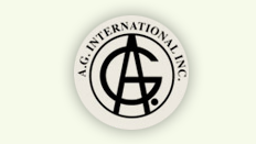 A.G. International Inc Logo